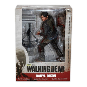 The Walking Dead Tv Series 10 Inch Daryl Dixon Survivor Edition