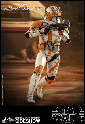 Star Wars Hot Toys Revenge of the Sith Commander Cody 1:6 Scale Action Figure HOTMMS524 Pre-Order