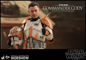 Star Wars Hot Toys Revenge of the Sith Commander Cody 1:6 Scale Action Figure MMS524 Pre-Order