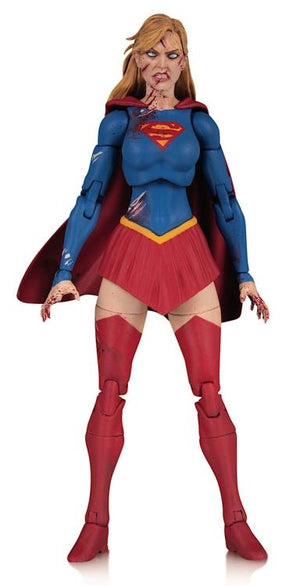 DC Essentials DCeased Supergirl Action Figure Pre-Order