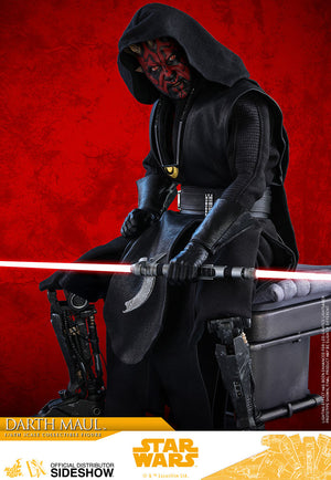 Star Wars Hot Toys Solo Story Darth Maul 1:6 Scale Action Figure DX18 Pre-Order