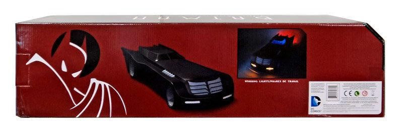 DC Batman The Animated Series Batmobile - Action Figure Warehouse Australia | Comic Collectables