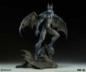 DC Sideshow Collectibles Batman Gotham City Nightmare Statue Pre-Order - Action Figure Warehouse Australia | Comic Collectables