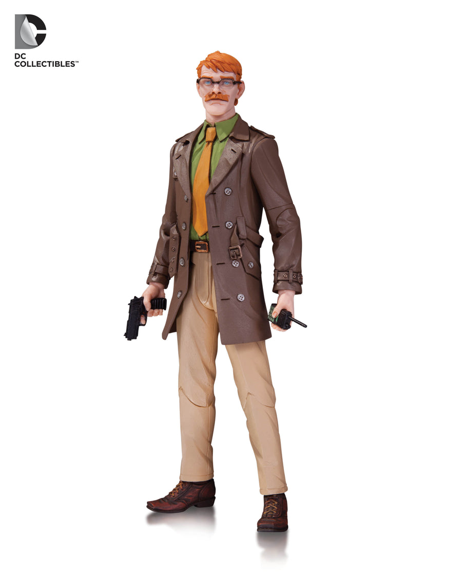 DC Batman Greg Capullo Designer Series Commissioner Gordon Action Figure #11 - Action Figure Warehouse Australia | Comic Collectables