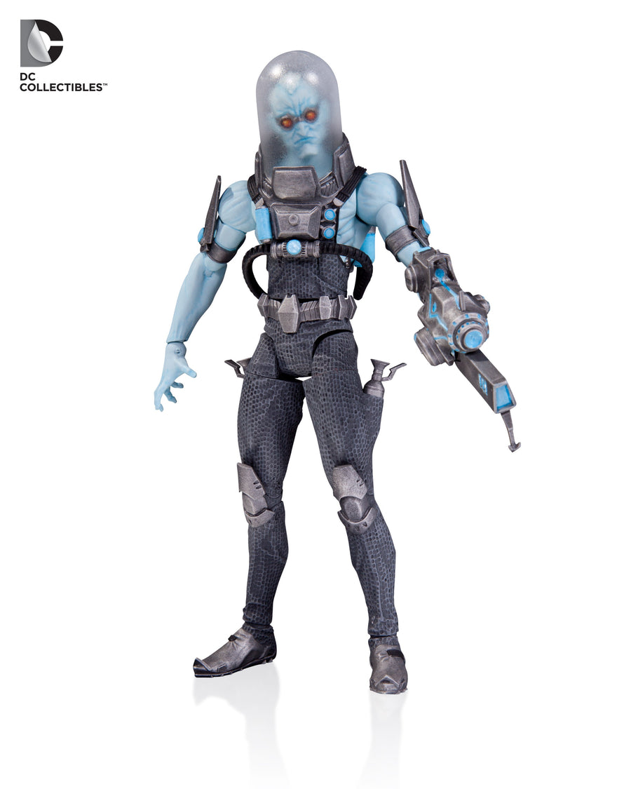 DC Batman Greg Capullo Designer Series Mr Freeze Action Figure #7 - Action Figure Warehouse Australia | Comic Collectables