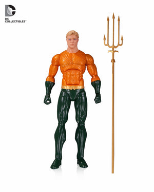 DC Icons Series Aquaman Legend Of Aquaman Action Figure #11
