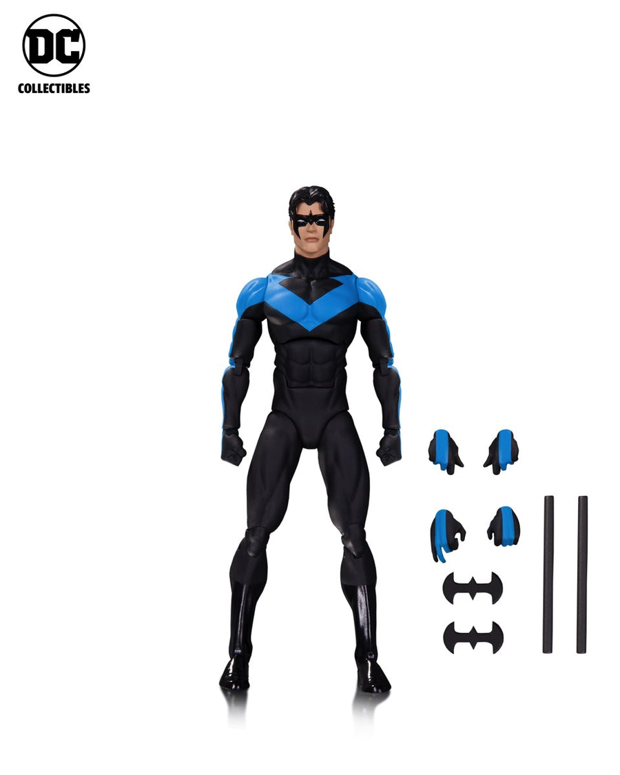 DC Icons Series Nightwing Hush Silence Action Figure #24 - Action Figure Warehouse Australia | Comic Collectables