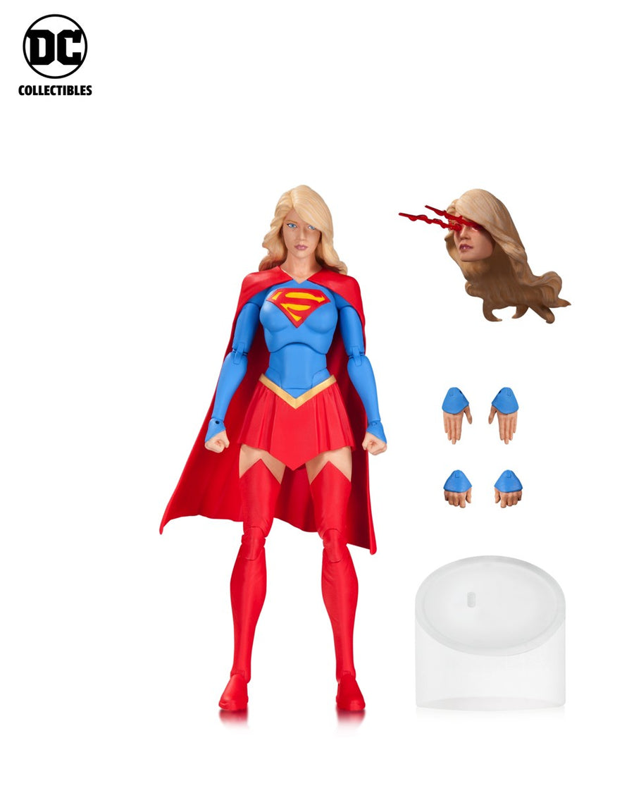 DC Icons Series Supergirl Rebirth Renaissance Action Figure #25 - Action Figure Warehouse Australia | Comic Collectables