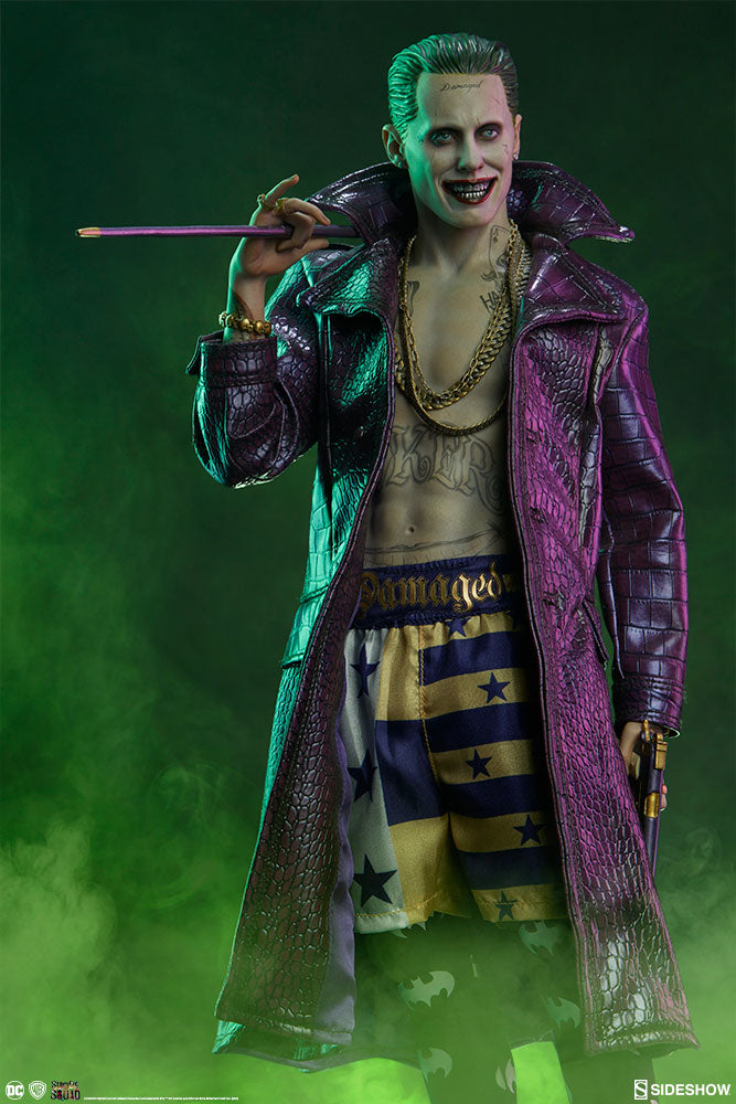 DC Sideshow Collectibles Suicide Squad The Joker Premium Format 1:4 Scale Statue Pre-Order - Action Figure Warehouse Australia | Comic Collectables