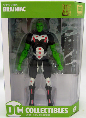 DC Essentials Brainiac Action Figure Pre-Order