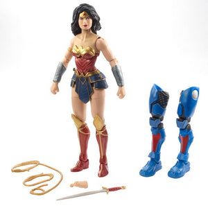 DC Multiverse Lex Luthor Rebirth Series Wonder Woman Action Figure Pre-Order - Action Figure Warehouse Australia | Comic Collectables