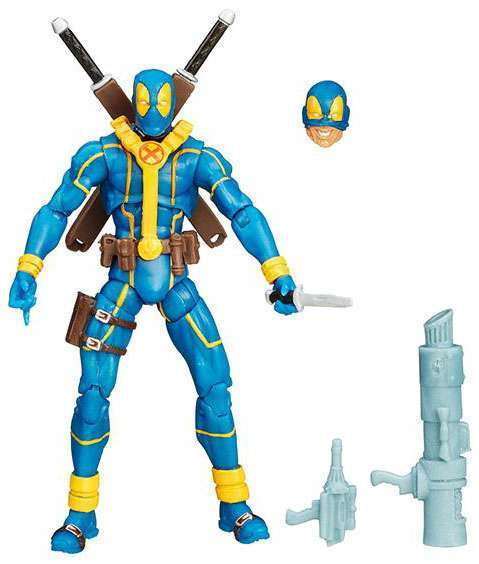 Marvel Legends Infinite Series X-Men Deadpool Action Figure