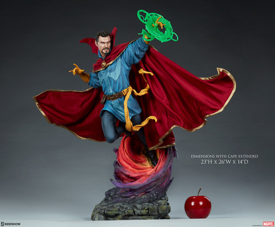 Marvel Sideshow Collectibles Dr Strange Statue Maquette Pre-Order