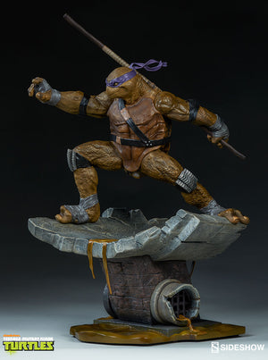 Teenage Mutant Ninja Turtles Sideshow Collectibles Donatello Statue