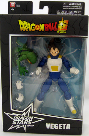 DragonBall Super Bandai Dragon Stars Series Vegeta Action Figure #3 - Action Figure Warehouse Australia | Comic Collectables