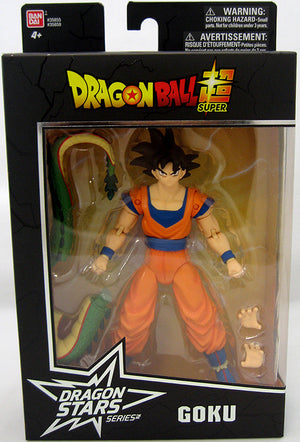 DragonBall Super Bandai Dragon Stars Series Goku Action Figure #6 - Action Figure Warehouse Australia | Comic Collectables