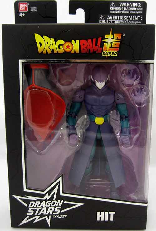DragonBall Super Bandai Dragon Stars Series Hit Action Figure #3 - Action Figure Warehouse Australia | Comic Collectables
