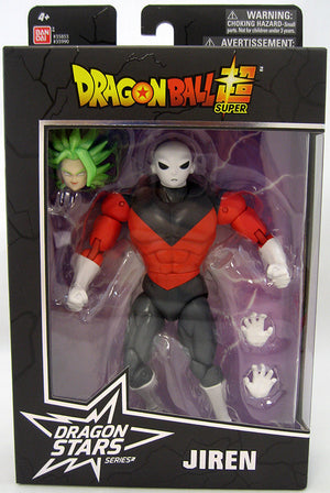 DragonBall Super Bandai Dragon Stars Series Jiren Action Figure #1 - Action Figure Warehouse Australia | Comic Collectables