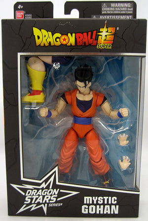 DragonBall Super Bandai Dragon Stars Series Mystic Gohan Action Figure #5 - Action Figure Warehouse Australia | Comic Collectables