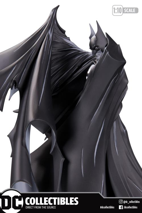 DC Batman Black and White Designer Series Todd McFarlane Batman 9 Inch Statue Pre-Order