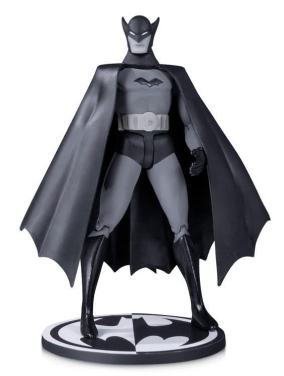 DC Batman Black and White Series Bob Kane Batman Action Figure #1 - Action Figure Warehouse Australia | Comic Collectables