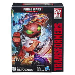 Transformers Prime Wars Trilogy Repugnus & Dastard Action Figure
