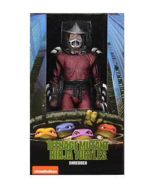 Teenage Mutant Ninja Turtles Neca Shredder 1:4 Scale Action Figure