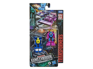 Transformers Earthrise War For Cybertron Micromasters Race Track Action Figure