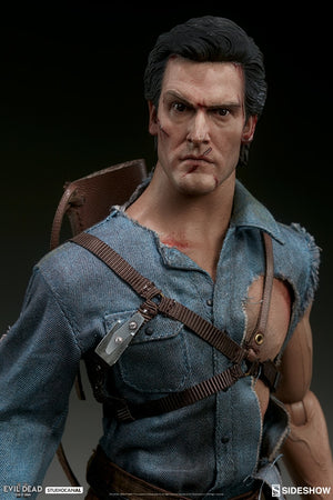 Evil Dead Sideshow Collectibles Army of Darkness Ash Williams 1:6 Scale Action Figure