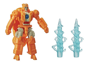 Transformers Earthrise War For Cybertron Battle Masters Rung Action Figure