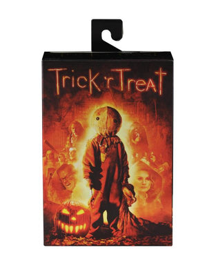 Trick r Treat Neca Ultimate Sam Action Figure