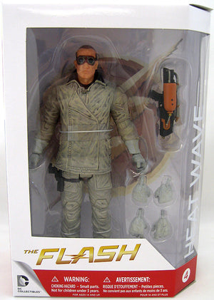 DC The Flash TV Series Heat Wave Action Figure #4 - Action Figure Warehouse Australia | Comic Collectables