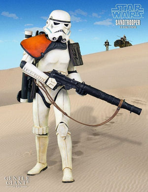 Star Wars Gentle Giant Milestones Sandtrooper 1:6 Scale Statue