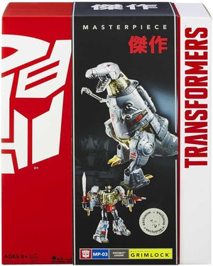 Transformers TRU MP-03 Masterpiece Grimlock Action Figure