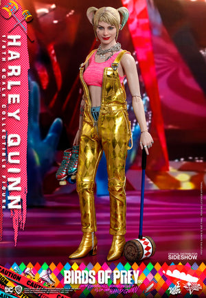 DC Hot Toys Birds Of Prey Harley Quinn 1:6 Scale Action Figure HOTMMS565 Pre-Order