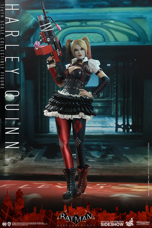 DC Hot Toys Arkham Knight Harley Quinn 1:6 Scale Action Figure HOTVGM41 Pre-Order