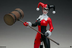 DC Sideshow Collectibles Batman Harley Quinn 1:6 Scale Action Figure Pre-Order