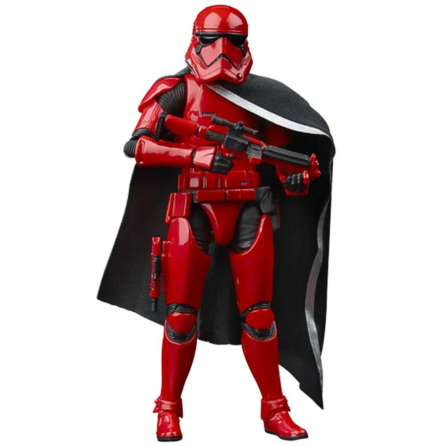 Star Wars Black Series Exclusive Galaxy's Edge Captain Cardinal Action Figure