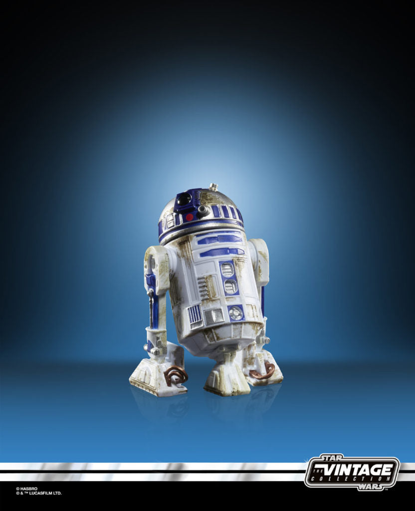 Star Wars The Vintage Collection R2-D2 Action Figure Coming Soon