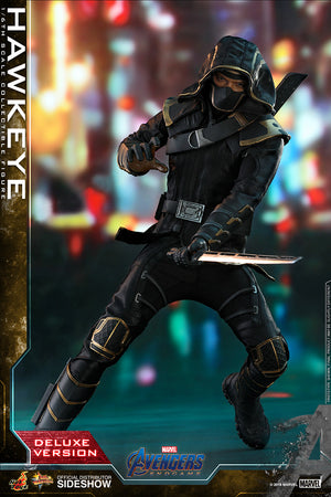 Marvel Hot Toys Avengers Endgame Hawkeye Deluxe 1:6 Scale Action Figure MMS532 Pre-Order