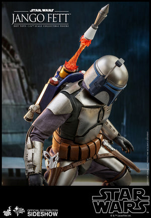 Star Wars Hot Toys Jango Fett 1:6 Scale Action Figure MMS589 Pre-Order
