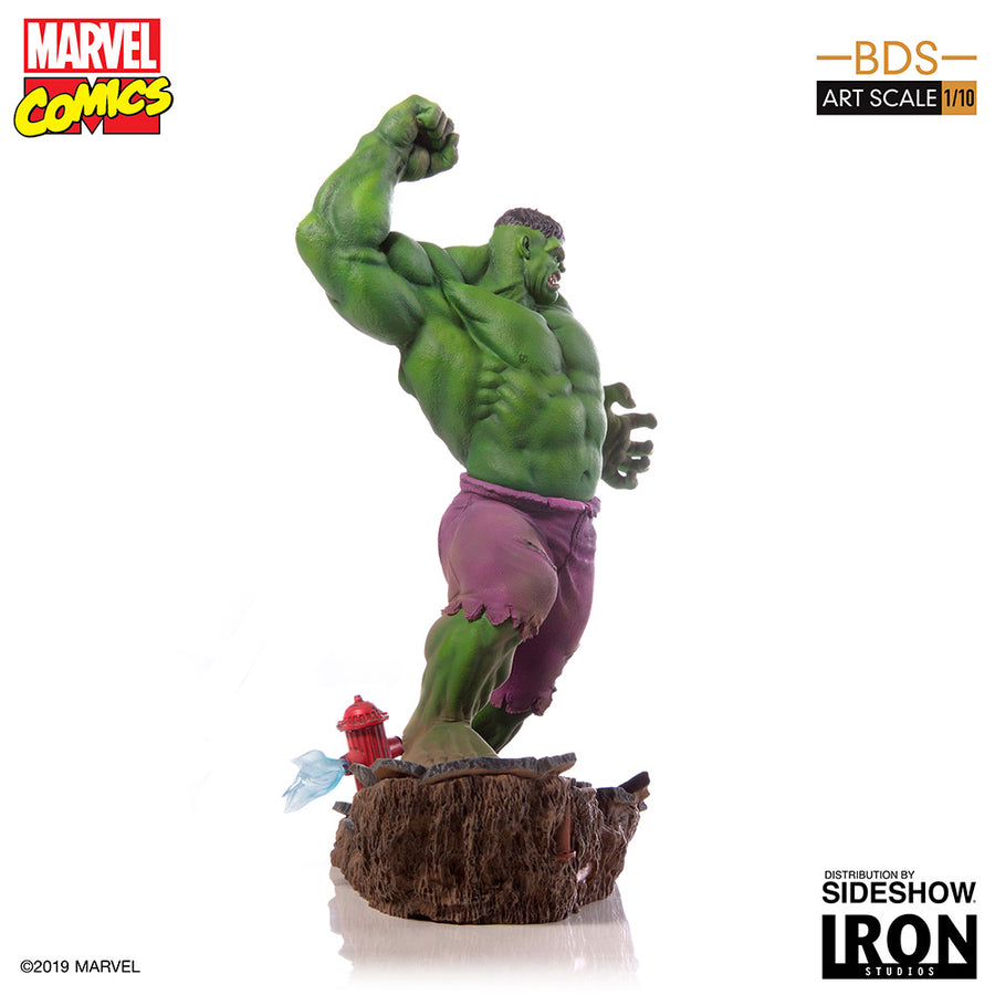 Marvel Iron Studios Hulk Series 5 1:10 Scale Statue