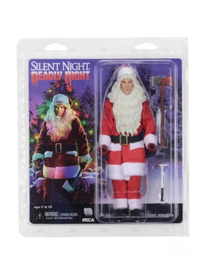 Silent Night Deadly Night Neca Billy 8 Inch Action Figure