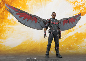 Marvel SH Figuarts Infinity War Falcon Action Figure Pre-Order