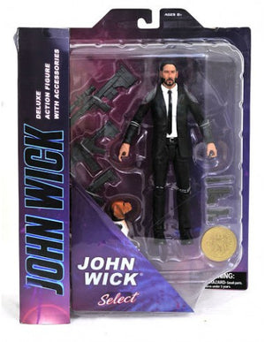 John Wick Diamond Select John Wick Action Figure