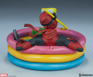 Marvel Sideshow Collectibles Kidpool Premium Format Statue