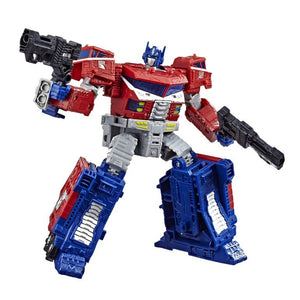 Transformers Siege War For Cybertron Leader Optimus Prime Action Figure