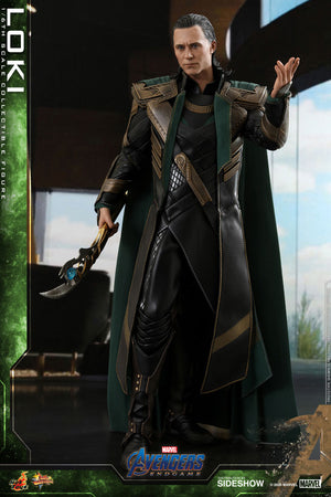 Marvel Hot Toys Avengers End Game Loki 1:6 Scale Action Figure MMS579 Pre-Order