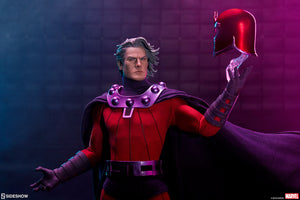 Marvel Sideshow Collectibles Magneto 1:6 Scale Action Figure