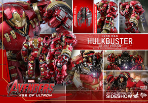 Marvel Hot Toys Age Of Ultron Hulkbuster Deluxe 1:6 Scale Action Figure HOTMMS510 Pre-Order